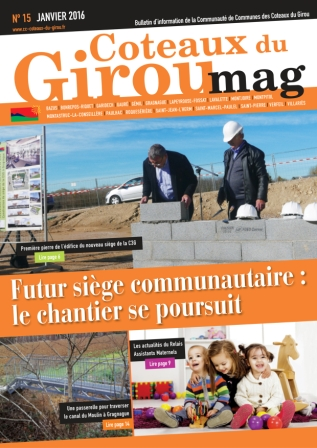 150125 couverture C3G mag 15 01-2016